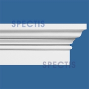 "Spectis Crown Moulding Base Trim MD1262 or MD 1262 Moulding - 3 1/2""P X 7 1/2""H X 12'0""L"