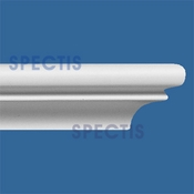 "Spectis Crown Moulding Nose Trim MD1143 - 2 1/2""P X 2 3/4""H X 12'0""L"