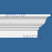 "Spectis Crown Moulding Trim MD1009  5 3/4""P X 8""H X 12'0""L"
