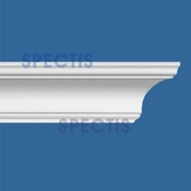 "Spectis Crown Moulding Trim MD1028 or MD 1028 Moulding - 4 1/4""P X 4 1/4""H X 12'0""L"