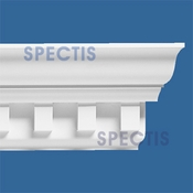 "Spectis Crown Moulding Trim MD1038 or MD 1038 Moulding - 5 3/4""P X 8 5/8""H X 12'0""L"
