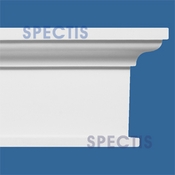 "Spectis Crown Moulding Trim MD1066 or MD 1066 Moulding - 4 1/2""P X 12""H X 12'0""L"