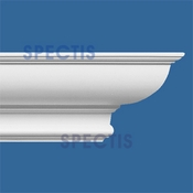 "Spectis Crown Moulding Trim MD1067 or MD 1067 Moulding - 4 7/8""P X 5 3/4""H X 12'0""L"