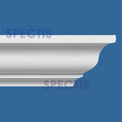 "Spectis Crown Moulding Trim MD1082 or MD 1082 Moulding - 2 1/4""P X 3""H X 12'0""L"