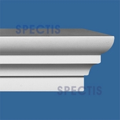 "Spectis Crown Moulding Trim MD1094 or MD 1094 Moulding - 5 3/8""P X 8 1/8""H X 12'0""L"