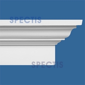 "Spectis Crown Moulding Trim MD1097 or MD 1097 Moulding - 7 1/4""P X 12 1/2""H X 12'0""L"