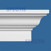 "Spectis Crown Moulding Trim MD1098 or MD 1098 Moulding - 9 1/2""P X 15 1/2""H X 12'0""L"