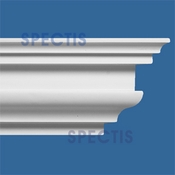 "Spectis Crown Moulding Trim MD1099 or MD 1099 Moulding - 8 1/4""P X 11 1/4""H X 12'0""L"