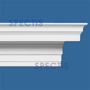 "Spectis Crown Moulding Trim MD1101 or MD 1101 Moulding - 5 7/8""P X 9 7/8""H X 12'0""L"