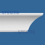 "Spectis Crown Moulding Trim MD1139 or MD 1139 Moulding - 5 1/4""P X 5 1/4""H X 12'0""L"
