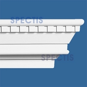 "Spectis Crown Moulding Trim MD1152 - 5""P X 8 1/4""H X 12'0""L"