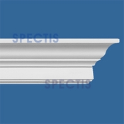 "Spectis Crown Moulding Trim MD1171 - 2 1/8""P X 3 3/8""H X 12'0""L"