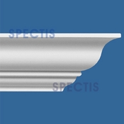 "Spectis Crown Moulding Trim MD1200 - 4 1/4""P X 3 3/4""H X 12' 0""L"