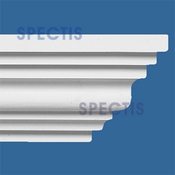 "Spectis Crown Moulding Trim MD1207 or MD 1207 Moulding - 5 1/2""P X 6 1/4""H X 12' 0""L"