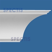 "Spectis Crown Moulding Trim MD1208 or MD 1208 Moulding - 14 1/4""P X 14 1/4""H X 12' 0""L"