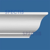 "Spectis Crown Moulding Trim MD1213 or MD 1213 Moulding - 4 1/2""P X 6 1/2""H X 12' 0""L"