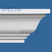 "Spectis Crown Moulding Trim MD1215 or MD 1215 Moulding - 10""P X 13 1/2""H X 12' 0""L"