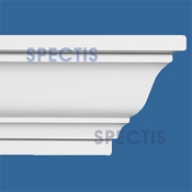 "Spectis Crown Moulding Trim MD1225 or MD 1225 Moulding - 6 1/8""P X 7 5/8""H X 12'0""L"