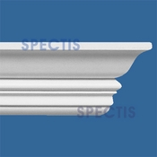 "Spectis Crown Moulding Trim MD1230 or MD 1230 Moulding - 2 3/8""P X 3 5/8""H X 12'0""L"
