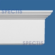 "Spectis Crown Moulding Trim MD1231 or MD 1231 Moulding - 2 3/8""P X 7 3/4""H X 12'0""L"