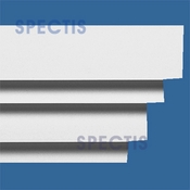 "Spectis Crown Moulding Trim MD1232 or MD 1232 Moulding - 4 1/8""P X 9""H X 12'0""L"