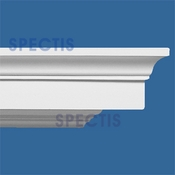 "Spectis Crown Moulding Trim MD1234 or MD 1234 Moulding - 4 3/4""P X 4 1/2""H X 12'0""L"