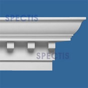 "Spectis Crown Moulding Trim MD1235 or MD 1235 Moulding - 10""P X 14 1/2""H X 12'0""L"