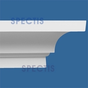 "Spectis Crown Moulding Trim MD1255 or MD 1255 Moulding - 10 1/2""P X 17""H X 12'0""L"