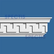 "Spectis Crown Moulding Trim MD1258 or MD 1258 Moulding - 1 5/8""P X 3""H X 12'0""L"