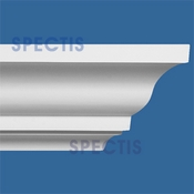 "Spectis Crown Moulding Trim MD1271 or MD 1271 Moulding - 7""P X 10 1/4""H X 12'0""L"