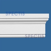 "Spectis Crown Moulding Trim MD1272 or MD 1272 Moulding - 1 1/8""P X 3 1/2""H X 12'0""L"
