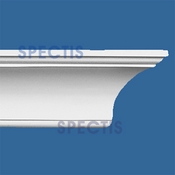 "Spectis Crown Moulding Trim MD1276 or MD 1276 Moulding - 3 5/16""P X 3 1/2""H X 12'0""L"