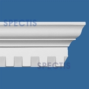 "Spectis Crown Moulding Trim MD1285 or MD 1285 Moulding - 2 1/4""P X 3 7/8""H X 12'0""L"