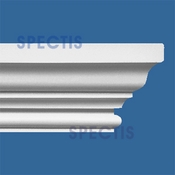 "Spectis Crown Moulding Trim MD1286 or MD 1286 Moulding - 3 1/2""P X 5 3/8""H X 12'0""L"