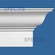 "Spectis Crown Moulding Trim MD1297 or MD 1297 Moulding - 8 1/4""P X 15 1/2""H X 12'0""L"