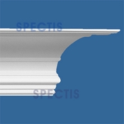 "Spectis Crown Moulding Trim MD1299 or MD 1299 Moulding Set - 7""P X 6 7/8""H X 6' 6""L"