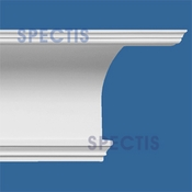 "Spectis Crown Moulding Trim MD1305 or MD 1305 Moulding - 7 5/8""P X 12""H X 12'0""L"