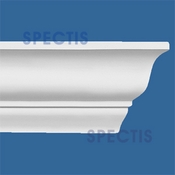 "Spectis Crown Moulding Trim MD1307 or MD 1307 Moulding - 3 1/4""P X 5 1/4""H X 12'0""L"