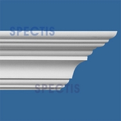 "Spectis Crown Moulding Trim MD1324 or MD 1324 Moulding - 5 3/4""P X 5 1/2""H X 12'0""L"