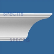 "Spectis Crown Moulding Trim MD1331 or MD 1331 Moulding - 9""P X 9""H X 12'0""L"