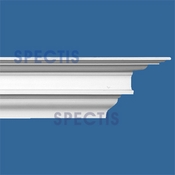"Spectis Crown Moulding Trim MD1342 or MD 1342 Moulding - 5 1/16""P X 5""H X 12'0""L"