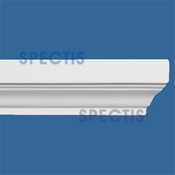 "Spectis Crown Moulding Trim MD1350 or MD 1350 Moulding - 1 7/8""P X 4 1/8""H X 12'0""L"