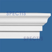 "Spectis Crown Moulding Trim MD1351 or MD 1351 Moulding - 5 11/16""P X 9 3/8""H X 12'0""L"