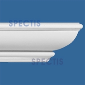 "Spectis Crown Moulding Trim MD1355 or MD 1355 Moulding - 5 11/16""P X 6 11/16""H X 12'0""L"