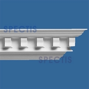 "Spectis Crown Moulding Trim MD1356 or MD 1356 Moulding - 5 1/8""P X 4 1/2""H X 11' 7""L"