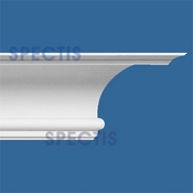 "Spectis Crown Moulding Trim MD1358 or MD 1358 Moulding - 7""P X 6 1/2""H X 12'0""L"