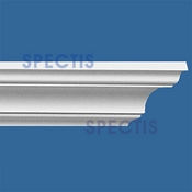 "Spectis Crown Moulding Trim MD1361 or MD 1361 Moulding - 3 1/4""P X 3 1/4""H X 12'2""L"