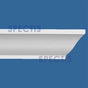 "Spectis Crown Moulding Trim MD1371 or MD 1371 Moulding - 3""P X 4 1/2""H X 12'0""L"