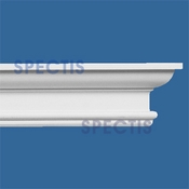 "Spectis Crown Moulding Trim MD1388 or MD 1388 Moulding - 4""P X 5""H X 12'0""L"