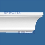 "Spectis Crown Moulding Trim MD1400 or MD 1400 Moulding - 4 1/4""P X 6 1/4""H X 12'0""L"